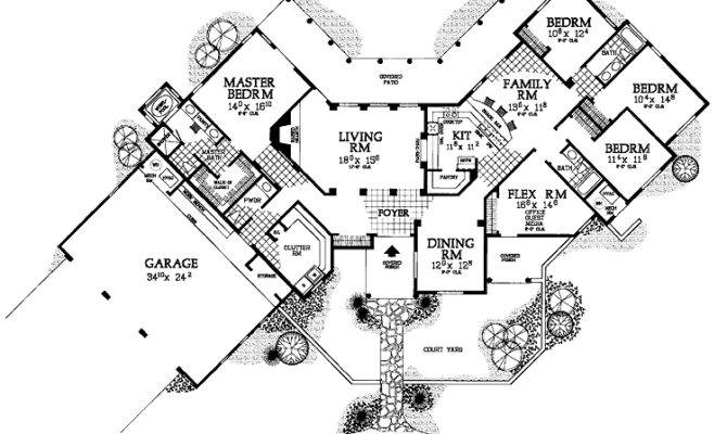 Safccw Adobe House Plan Castle Datasphere