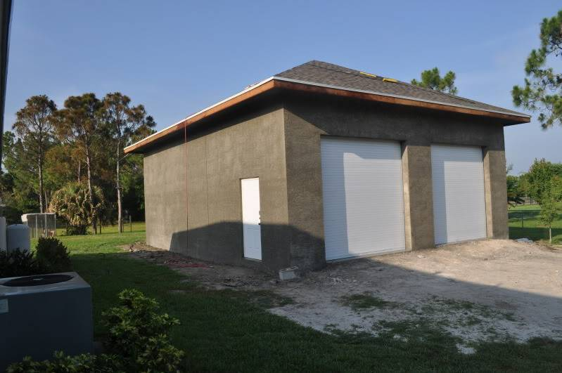 Sale Concrete Block Garage Shed Storage Staines Frompo House Plans 61055