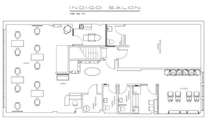 Salon Design Furniture