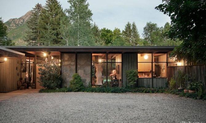 Salt Lake Mid Century Modern Home