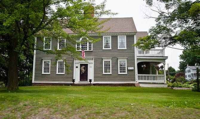 Saltbox House Style James Curtiss