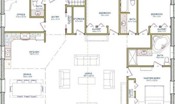 Sample Bungalow House Plans