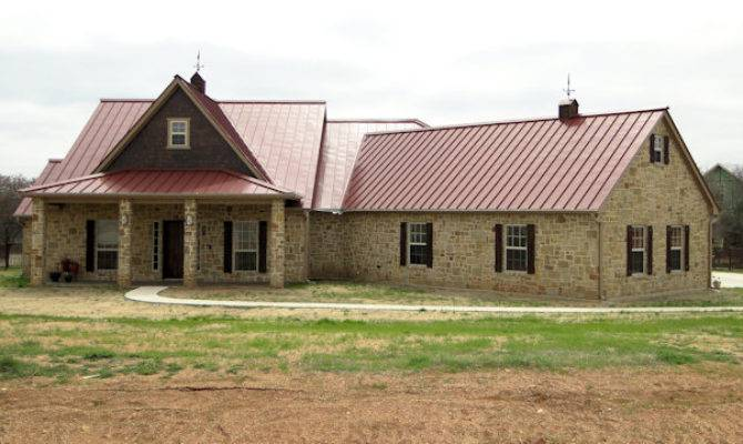 Sample Houses Nearby Like Metal Roof Stone Exterior