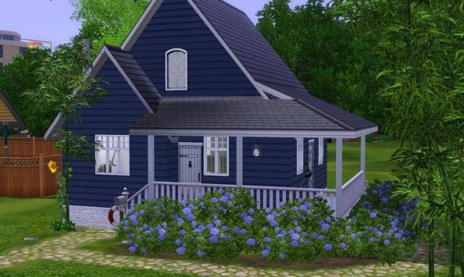 Samusa Navy Cottage Starter Home