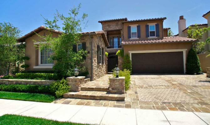 San Clemente Mediterranean Style Homes Real