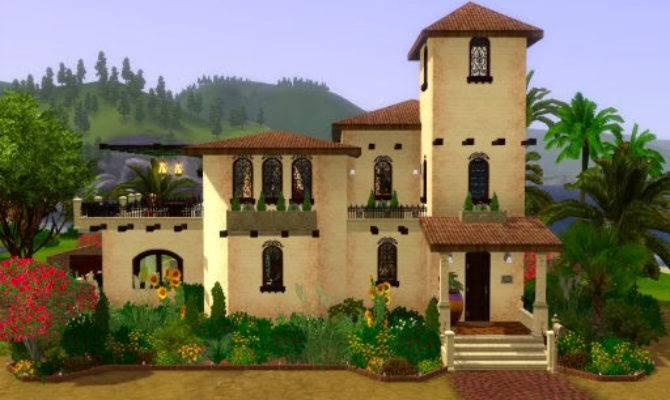 San Pedro Villa Spanish Style
