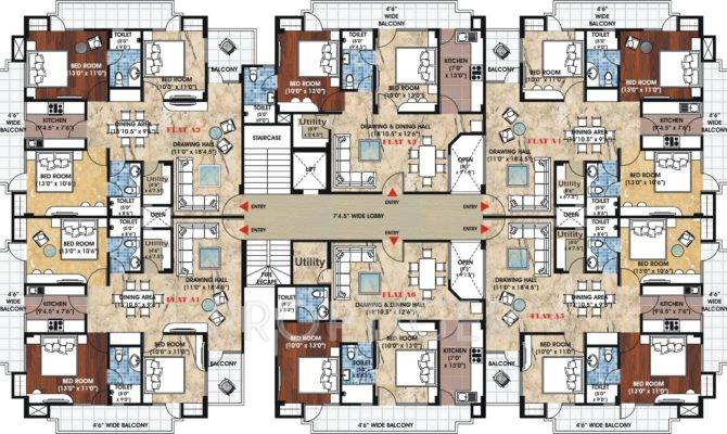 Sangam Link Apartments Allahapur Allahabad