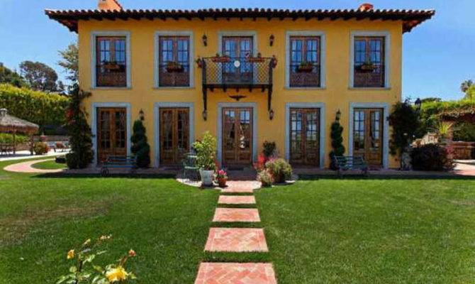Santa Style Homes Spanish Home Colonial