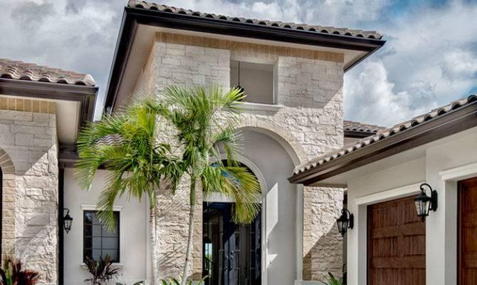 Sater Design Collection Monterchi Home Plan