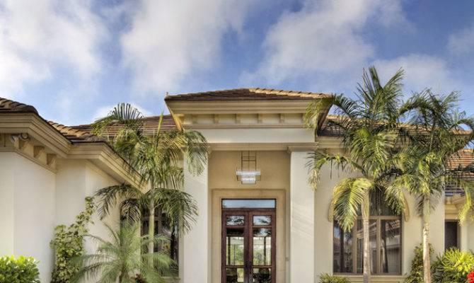 Sater Design Homes Mediterranean Exterior Miami