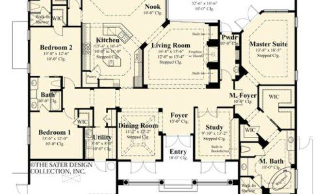 Sater House Plans Design Collection