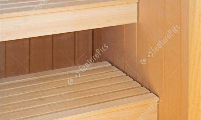 Sauna Bench Featurepics