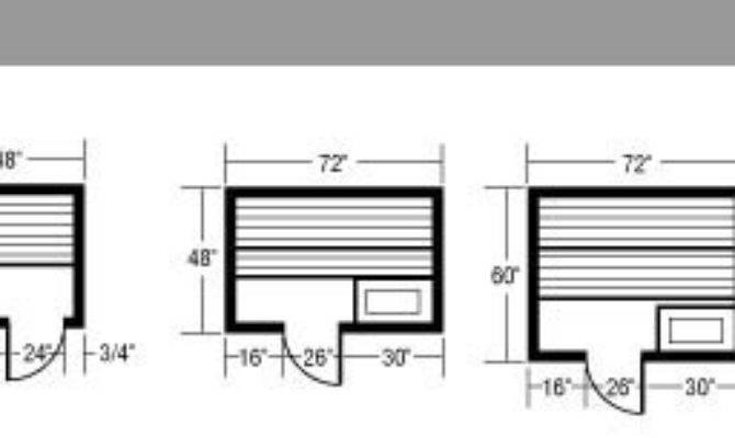 Sauna Floor Plans Unique House