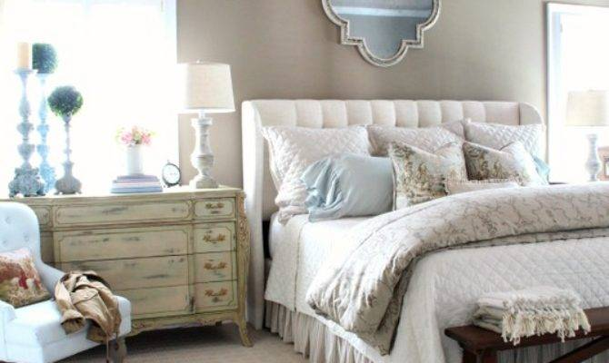 Savvy Southern Style Master Bedroom Evolution