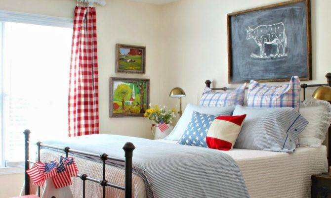 Savvy Southern Style Remembering Red White Blue