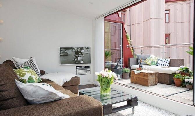 Scandinavian House Design Luxurious Small Maisonette