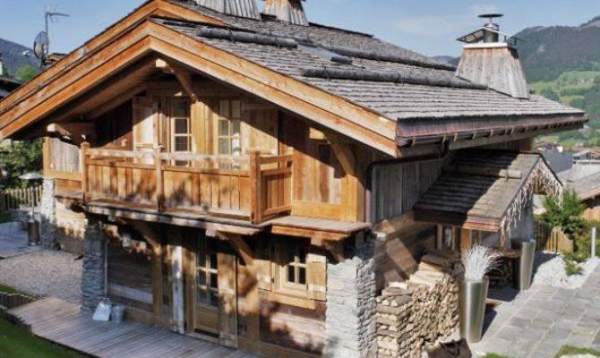 Scandinavian Influences Home Swiss Mountains