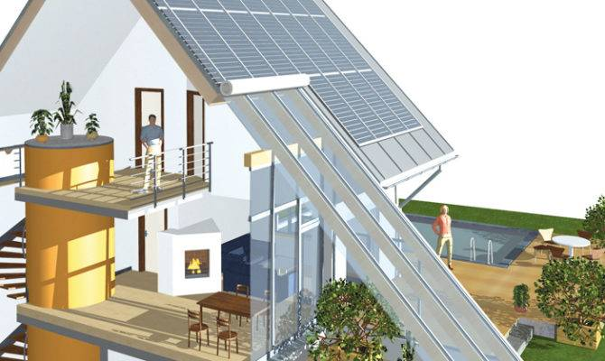Schiedel Energy Self Sufficient House
