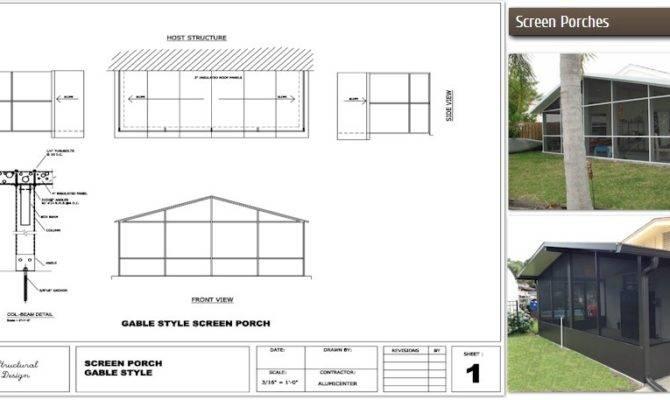Screen Porch Details Joy Studio Design Best
