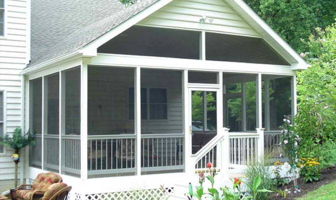 Screen Porch Plans Home Decoration Frame
