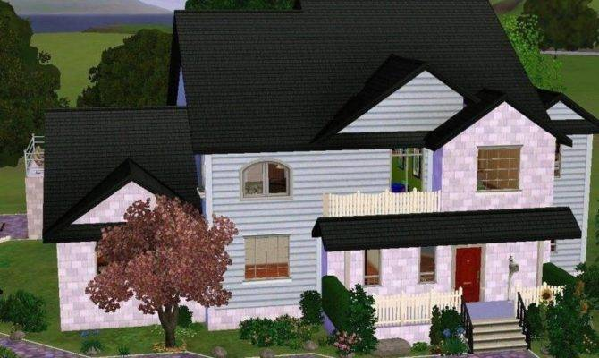 Screenshots Sims Beautiful Home