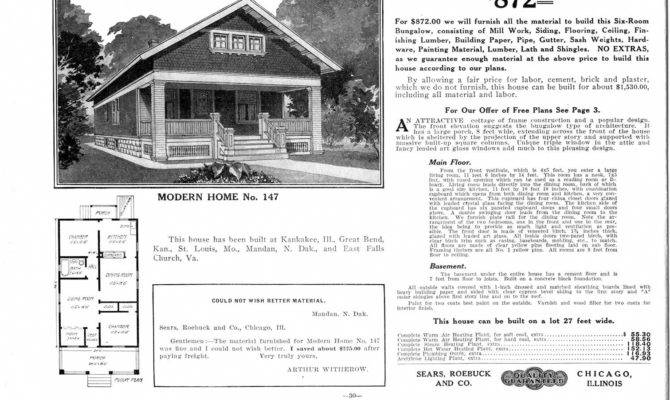 Sears Home Prices Much Did Catalog Houses Cost Money