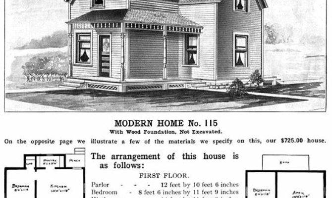 Sears Houses Trips Into History Historic Sites