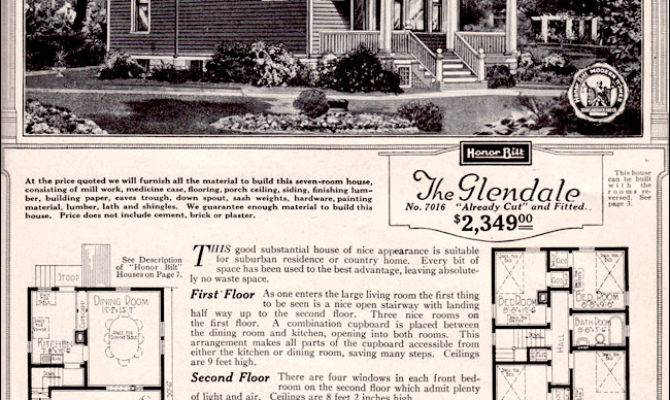 Sears Kit House Plans Over