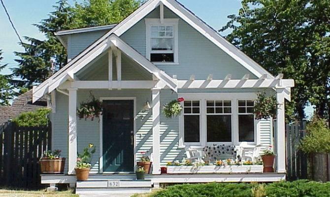 Seattle Exterior Facelift Craftsman Porch