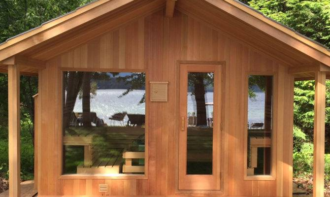 Seattle Infrared Traditional Custom Saunas Olympic