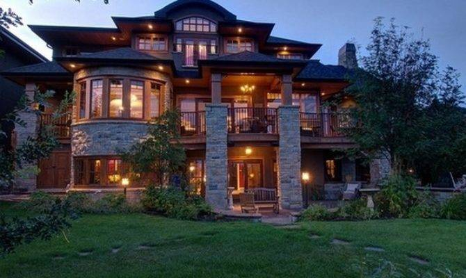Secluded Homey House Gorgeous Dream Houses