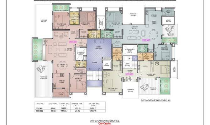 Second Empire Floor Plans Bedekar Builders Rajlaxmi Floorplance