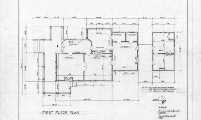 Second Empire Floor Plans Lib Ncsu Edu Collections Catalog