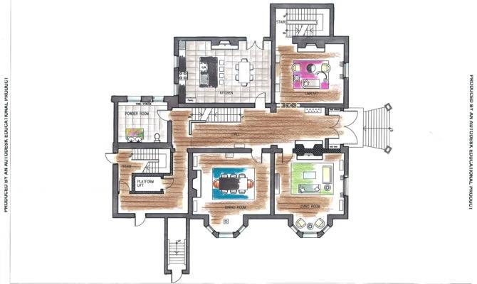 Second Empire Victorian House Plans