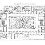 Second Floor Plan First White House