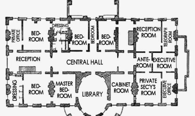 Second Floor White House Museum
