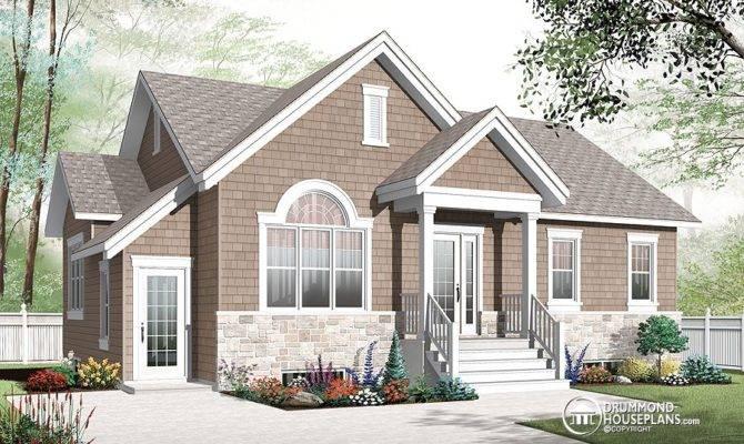 Secondary Suite House Plans Apartment Attached