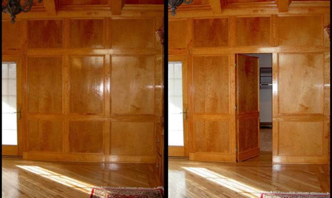 Secret Passageways Built Into Houses Architecture