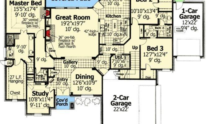 Secret Room Study Architectural Designs