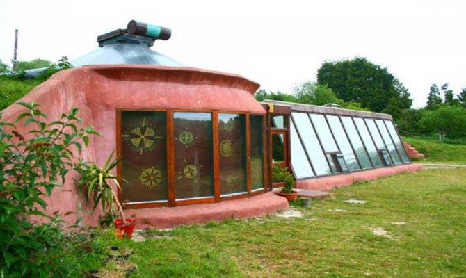 Self Sustaining Homes Small Energy Sufficient Home