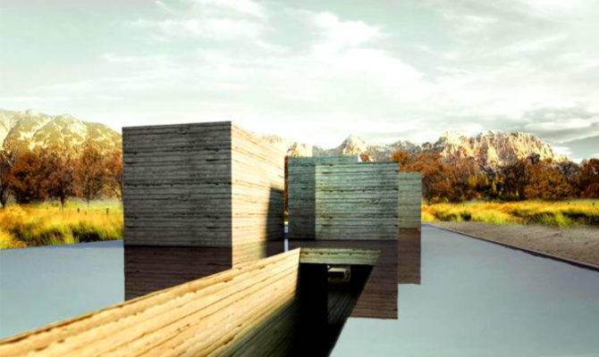Self Sustaining Hous Rammed Earth Home