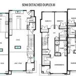 Semi Detached Floor Plans Thefloors