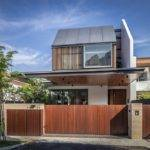 Semi Detached House Singapore Interacting