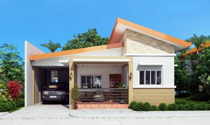 Setting Home Simple House Design