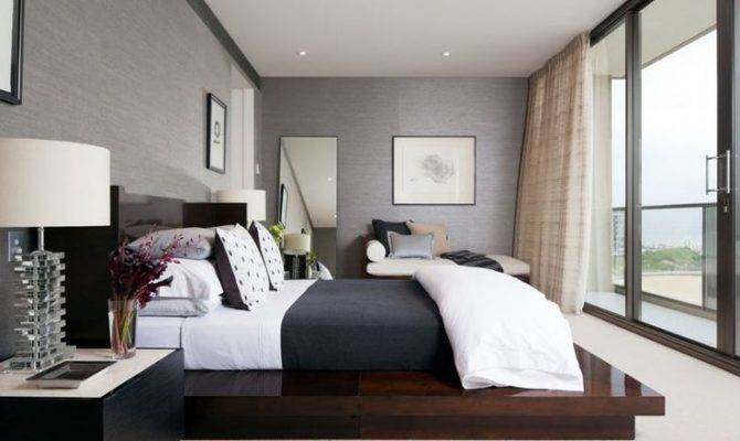 Setting Modern Bedroom Blogbeen