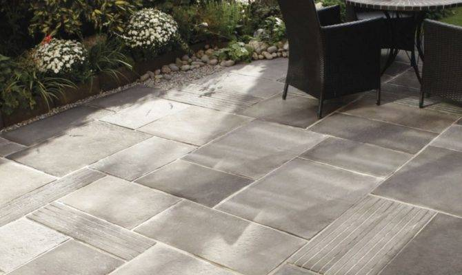 Several Outdoor Flooring Over Concrete Styles Gain Not