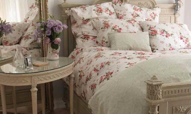Shabby Chic Cottage Decor Ideas Cozy Bedroom