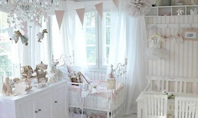 Shabby Chic Kids Room Ideas Home Design Interior