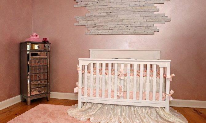 Shabby Chic Nurseries Charming Pink Radiance