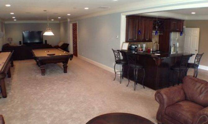 25 L Shaped Basement To Get You In The Amazing Design House Plans